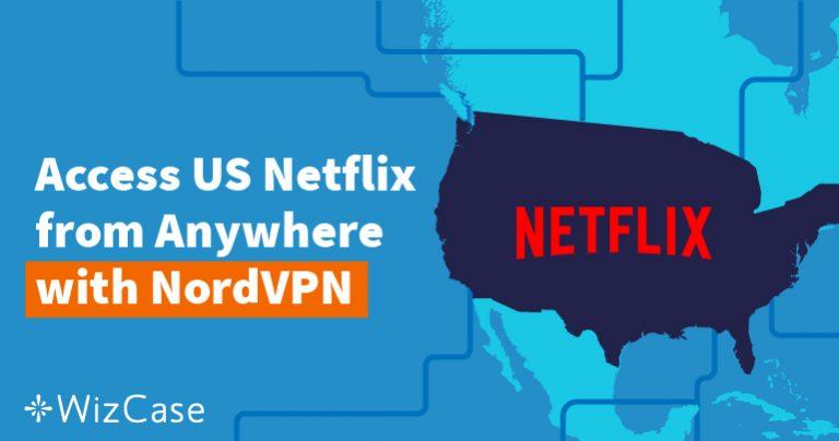 Jak sledovat americký Netflix mimo USA