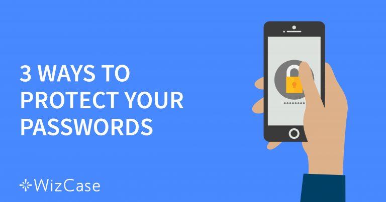 Jak udržet svá online hesla v bezpečí