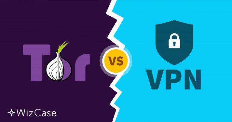 Tor vs. VPN – co je bezpečnější