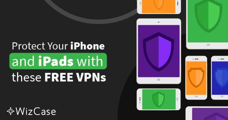 Nejlepší VPN ZDARMA pro iPhone a iPad – testováno Říjen 2021