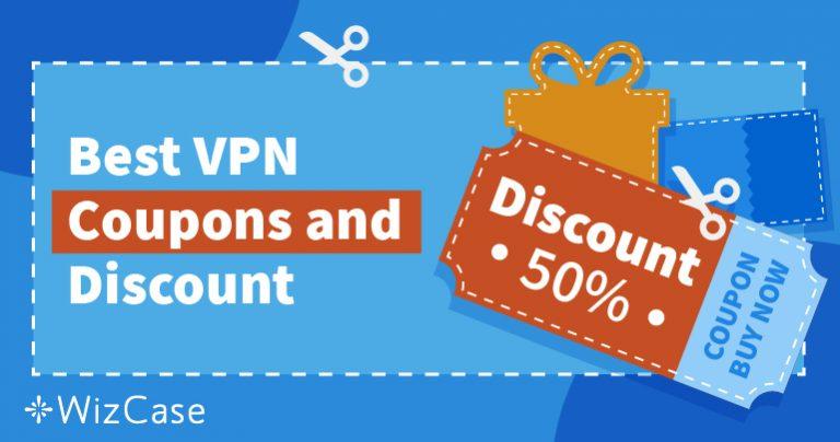 Nejlepší platné kupóny a nabídky na VPN pro Červenec 2020 – ušetřete peníze ještě dnes Wizcase