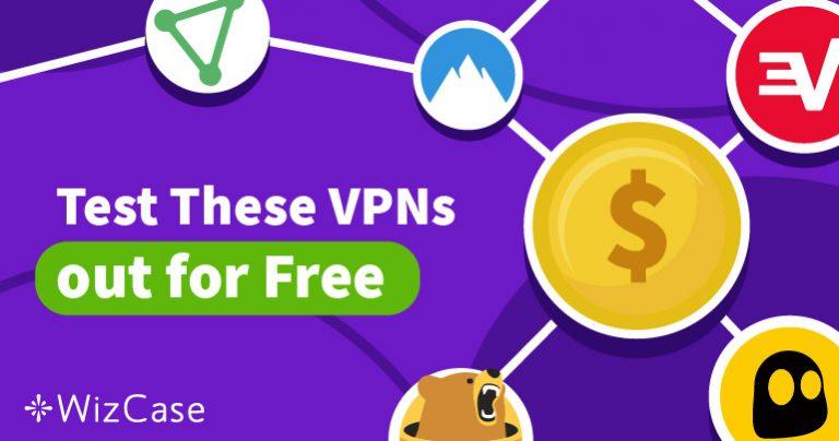 5 nejlepších VPN roku 2020 se zkušební verzí zdarma a bez rizika