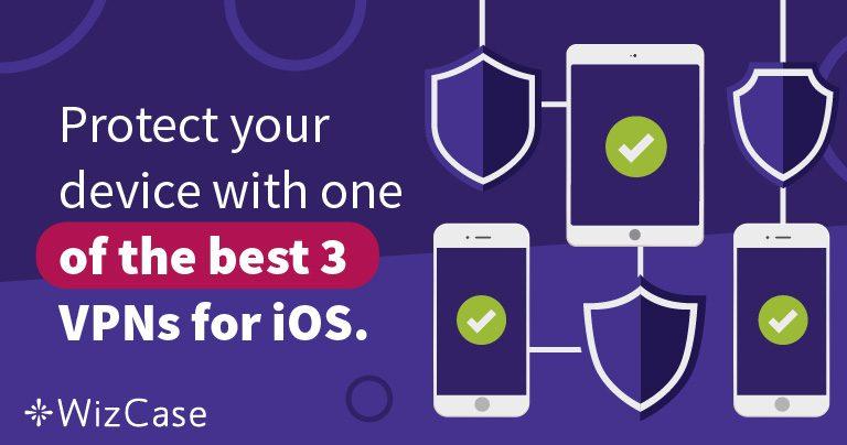 3 nejlepší VPN pro iOS