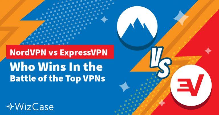 ExpressVPN vs. NordVPN: 7 klíčových faktorů, kdo je vítěz Wizcase