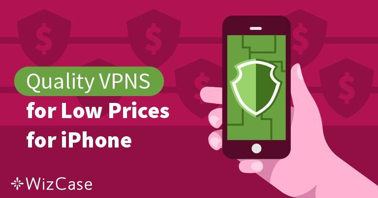 3 Nejlepší Levné VPN pro iPhone a Instalační Příručka pro Protokol OpenVPN