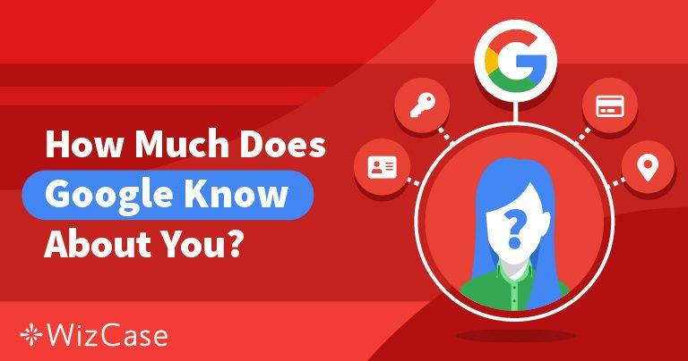 Spravujte své soukromí: Co o vás Google ví a co můžete udělat