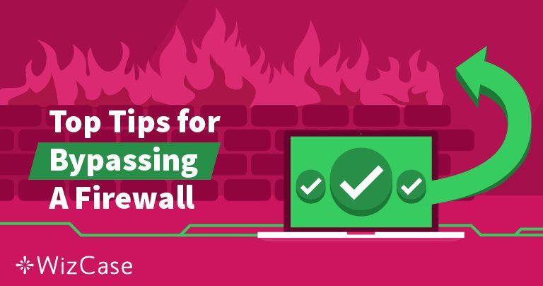 Co je firewall a jak jej může VPN obejít?