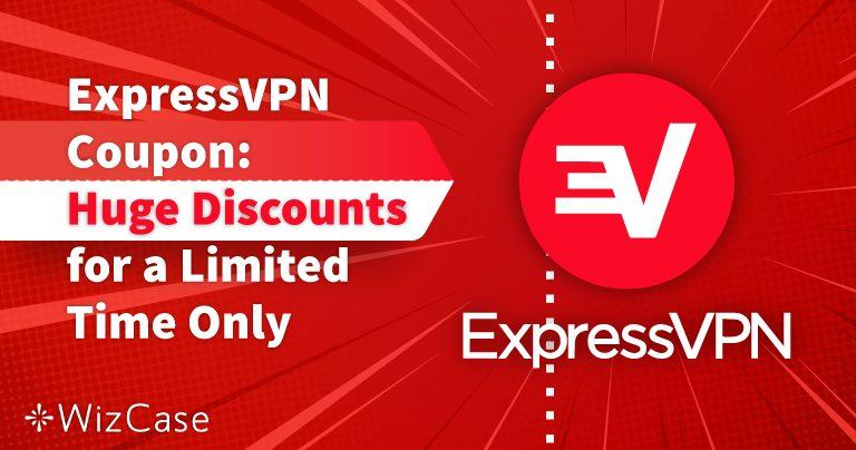 Platný kupón ExpressVPN 2020: Získejte slevu až 49% ještě dnes!