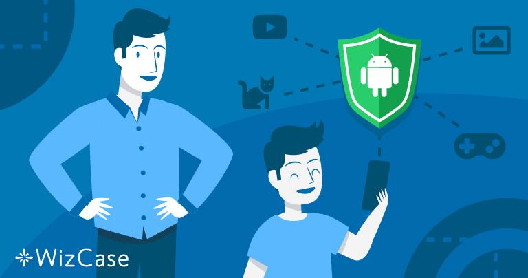 Nejlepší aplikace rodičovské kontroly pro Android – testováno v Duben 2021