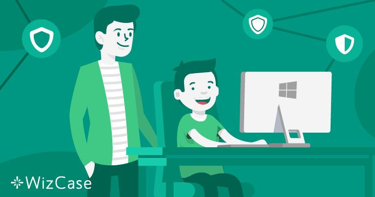 5 nejlepších aplikací pro rodičovskou kontrolu pro Windows v roce 2021
