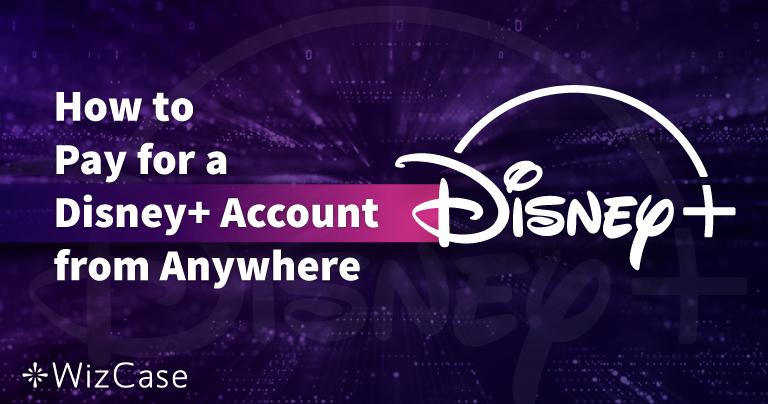 Jak zaplatit za účet Disney Plus odkudkoli vr. 2020
