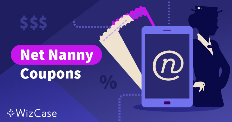 Platný kupón Net Nanny pro Říjen 2021: ušetřete dnes až 30 %