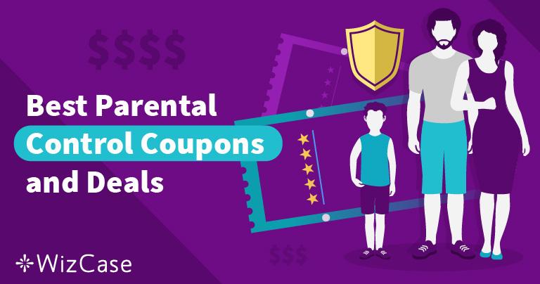 Nejlepší aktuální kupóny a nabídky pro nástroje rodičovské kontroly v Říjen 2021
