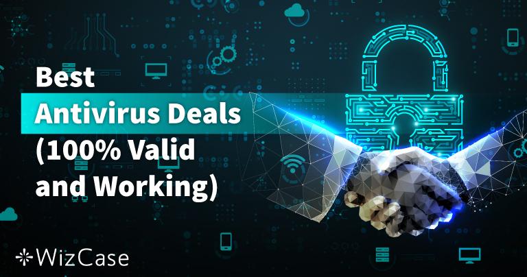 Nejlepší platné kupóny na antivirus v Září 2021