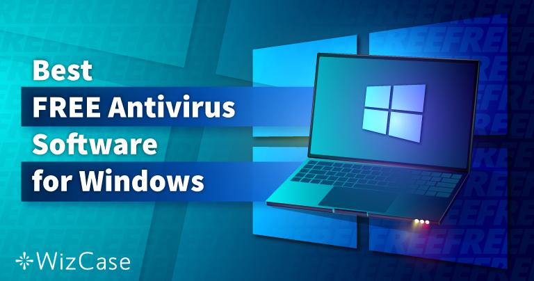 6 Nejlepších antivirů ZDARMA pro Windows (Testováno 2021)