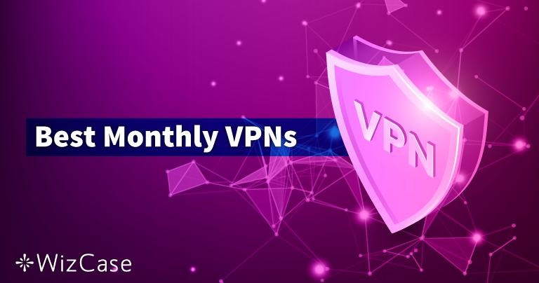 10 nejlepších měsíčních plánů VPN v 2021 (placených měsíčně)